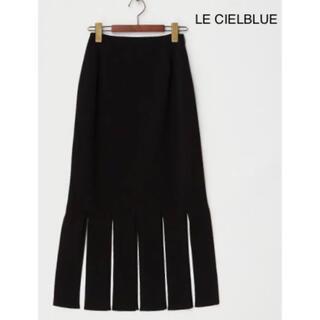 LE CIEL BLEU - 【LE CIEL BLEU/ルシェルブルー】 スリットスカート 新品 タグ付き
