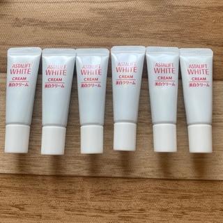 ASTALIFT - アフタリフト ホワイト 美白クリーム 5g  6本セット