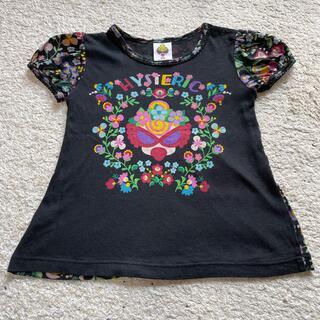HYSTERIC MINI - ヒスミニ⭐️女の子用半袖シャツ