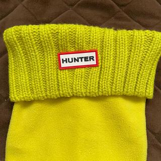 HUNTER - hunter ハンター レインブーツ ブーツカバーソックス