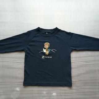 mont bell - モンベルロングTシャツ(幼児サイズ)