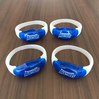 Panasonic PANTHERS リストバンド(バングル/リストバンド)