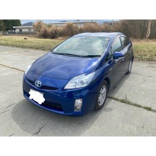 トヨタ - 即乗り 自動税込み 平成22年式 プリウスS 車検長い令和4年8月 9万キロ