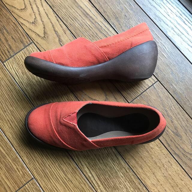 Re:getA(リゲッタ)のリゲッタ カヌー パンプス Sサイズ(22-22.5cm) レディースの靴/シューズ(ハイヒール/パンプス)の商品写真