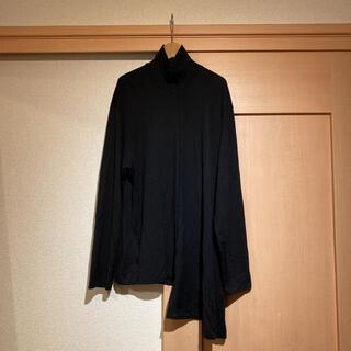 Yohji Yamamoto - yohji yamamoto REGULATIONMEN19AWデザインセーター