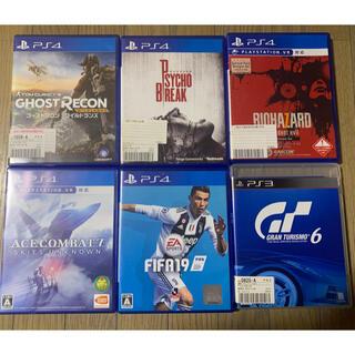 プレイステーション(PlayStation)のPS4ソフト たくさん(家庭用ゲームソフト)