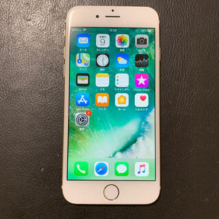iPhone - ⑦美品 docomo  iPhone6 16gb バッテリー97% ゴールド