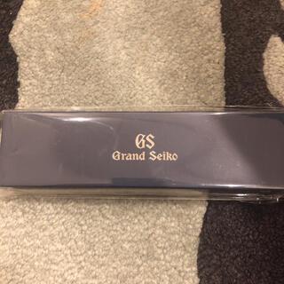 グランドセイコー(Grand Seiko)の新品未使用 グランドセイコーオリジナルボールペン 送料込(腕時計(アナログ))