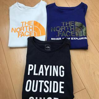 THE NORTH FACE - ノースフェイス  半袖Tシャツ 150