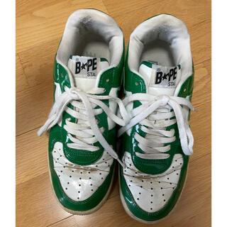 A BATHING APE - A BATHING APE  靴
