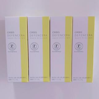 ORBIS - ☆ ORBIS オルビス ☆ ディフェンセラ  ゆず風味  7包×4箱セット