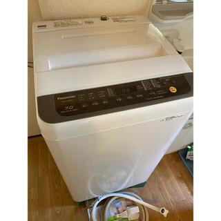 Panasonic - 奈良発 2018年製 パナソニック 7kg 洗濯機  NA-F70PB12