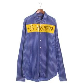 Balenciaga - BALENCIAGA カジュアルシャツ メンズ