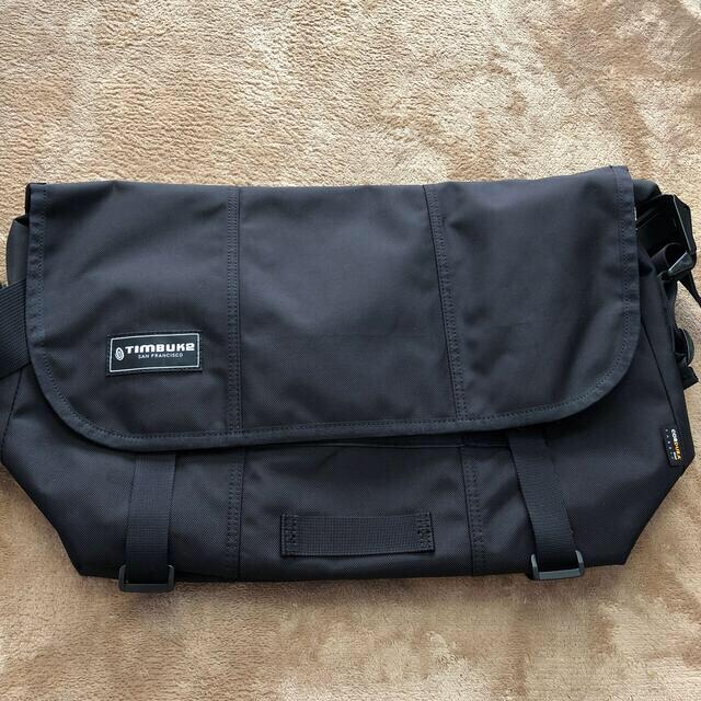 TimbukクラシックメッセンジャーM メンズのバッグ(メッセンジャーバッグ)の商品写真