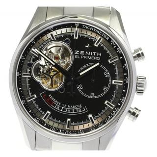ゼニス(ZENITH)の☆良品 ゼニス エルプリメロ 103.2080.402 メンズ 【中古】(腕時計(アナログ))