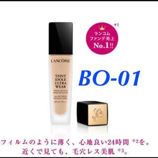 LANCOME - ランコム タンイドル ウルトラ ウェア リキッド ファンデーションBO-01