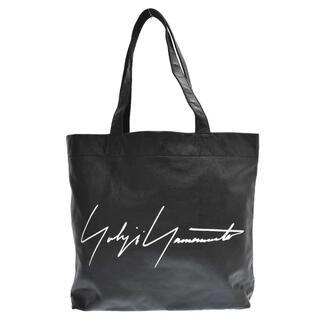 Yohji Yamamoto - Yohji Yamamoto ヨウジヤマモト トートバッグ