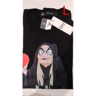 完売 ビッググラフィックT1(5分袖)UNDERCOVER GU 魔女T(Tシャツ/カットソー(半袖/袖なし))