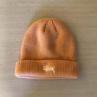 ステューシー(STUSSY)のSTUSSY ニット帽(ニット帽/ビーニー)