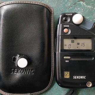 セコニック Sekonic L-308B 露出計(露出計)