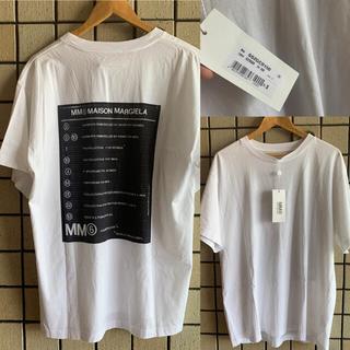 MM6 - MM6 メゾンマルジェラ バックプリント Tシャツ
