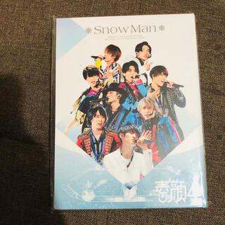 Johnny's - 素顔4 SnowMan盤 DVD