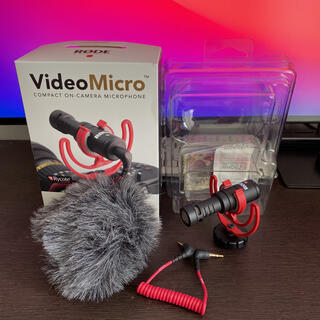 Rode Video Micro(マイク)