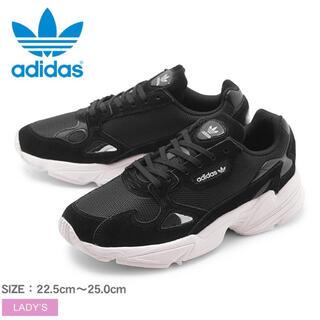 adidas - アディダススニーカー#アディダスファルコン23.5