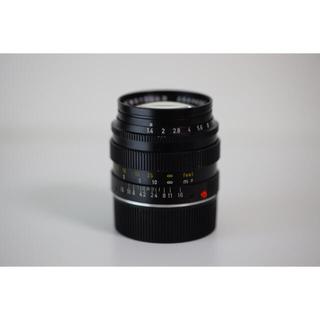LEICA - Leica SUMMILUX 50mm F1.4 第二世代