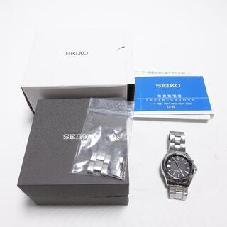 セイコー(SEIKO)の■SEIKO  7622-OayO 腕時計 シルバー メンズ(腕時計(アナログ))