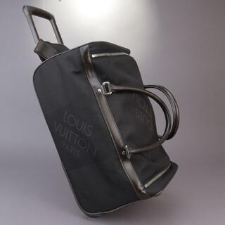 ルイヴィトン(LOUIS VUITTON)の美品 ルイヴィトン エオール60 キャリーバッグ ダミエジェアン ノワール(トラベルバッグ/スーツケース)