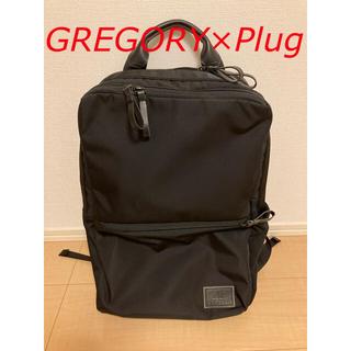 Gregory - 【GREGORY / グレゴリー】x Plug BUSINESS DAYPACK