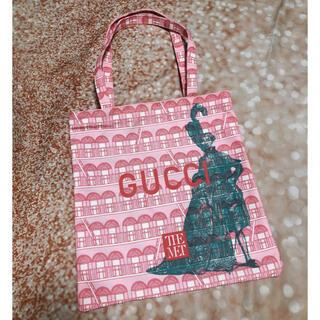 Gucci - メトロポリタン美術館150周年記念トートバッグ✖️GUCCI
