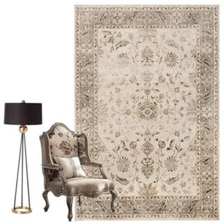 ペルシャ絨毯風ラグ