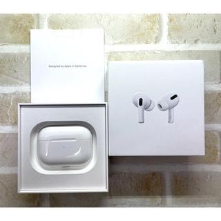 Apple - Apple airpods pro MWP22J/A ワイヤレスイヤフォン