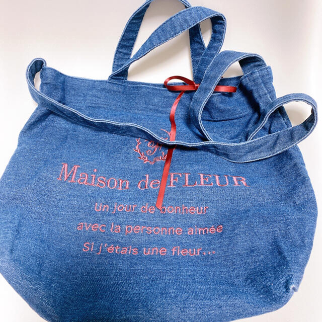 Maison de FLEUR(メゾンドフルール)のMaison de FLEUR バッグ レディースのバッグ(ショルダーバッグ)の商品写真