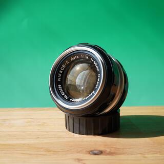 Nikon - 【実用品】 Nikkor S Auto 50mm f1.4  標準オールドレンズ