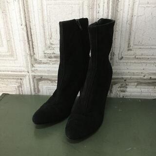 イン(YIN)のイタリア製 YIN イン ブーツ USED(ブーツ)