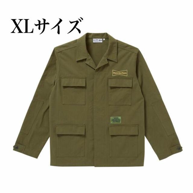 GDC(ジーディーシー)のXLサイズ★Wasted Youth x THE BLACK EYE PATCH メンズのジャケット/アウター(ブルゾン)の商品写真