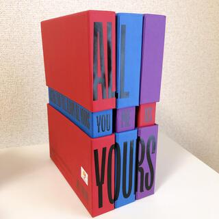 ASTRO アストロ all yours アルバム CD (K-POP/アジア)