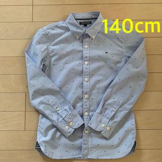 トミーヒルフィガー(TOMMY HILFIGER)のトミーヒルフィガー コットンシャツ(140cm)(その他)