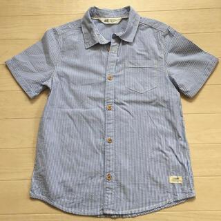 エイチアンドエム(H&M)のキッズ 130  半袖シャツ(Tシャツ/カットソー)