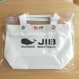 familiar - 【折らずに発送】ファミリア jib ジブ コラボ トートバッグ  新品