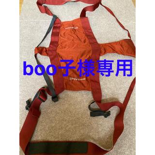 モンベル(mont bell)の【送料込み】mont-bell モンベル 大型犬用 ハーネス【新品未使用品】(犬)