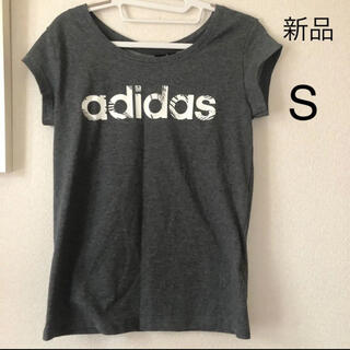 adidas - 新品未使用 タグ付き adidas Tシャツ レディース