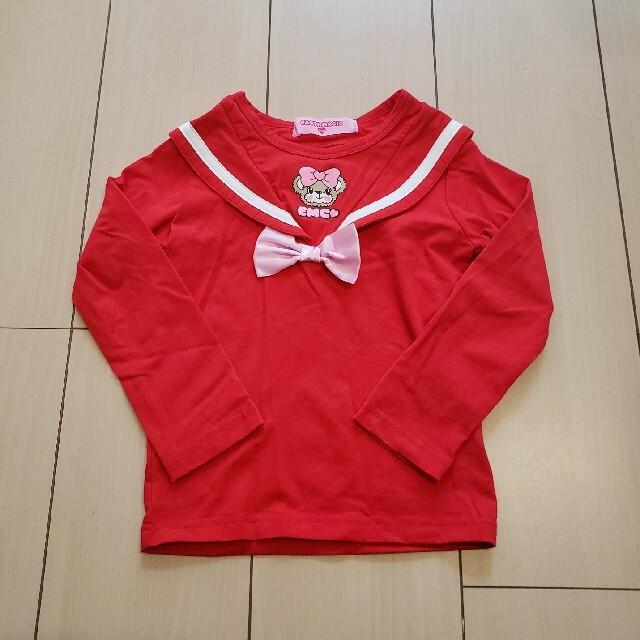 EARTHMAGIC(アースマジック)のアースマジック51 キッズ/ベビー/マタニティのキッズ服女の子用(90cm~)(Tシャツ/カットソー)の商品写真