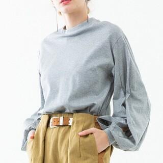 トーガ(TOGA)の【TOGA PULLA】シルケットジャージーロングTシャツ TP91-JK271(カットソー(長袖/七分))