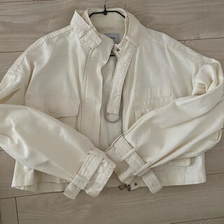 Bershka - ホワイトジャケット