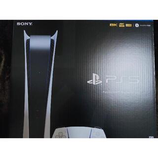 プレイステーション(PlayStation)のプレイステーション5 デジタル エディション(家庭用ゲーム機本体)