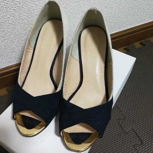 REZOY(リゾイ)のREZOY☆オープントゥパンプス レディースの靴/シューズ(ハイヒール/パンプス)の商品写真